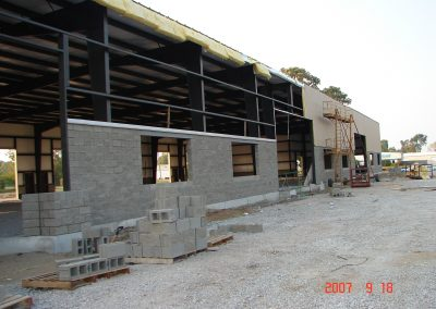 4775 Progress Building in Process 1