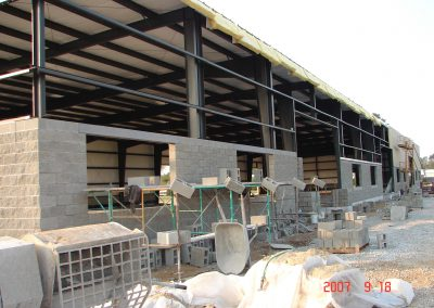 4775 Progress Building in Process 4