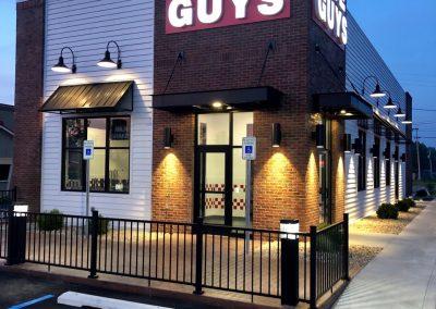 Five Guys - Night
